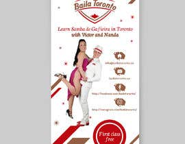#43 for Stand-up Banner (Dance School) by leiidiipabon24