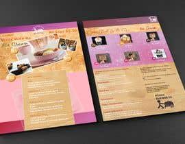 sufwanmehmood tarafından Ice Cream Shop Menu Design için no 20