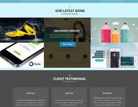 dpraidng tarafından Design a responsive Website için no 125