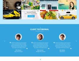 dpraidng tarafından Design a responsive Website için no 126