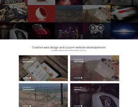 orangecreatives tarafından Design a responsive Website için no 81