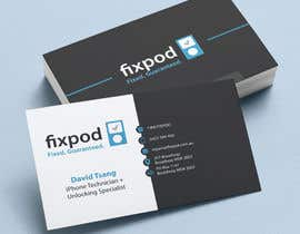 #251 for Design a business card with this logo af nazifa22anjam