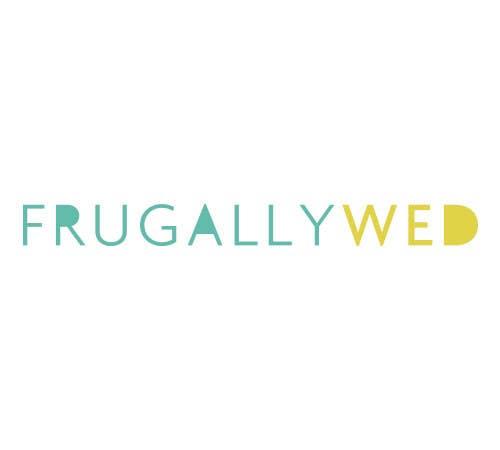 Bài tham dự cuộc thi #                                        2                                      cho                                         Design a Logo/Banner for Frugally Wed