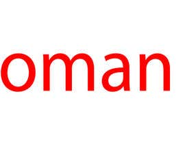 "#11 for Logo to be designed for ""OmanApps"". Colors: Red, white and green. af waqarali266"