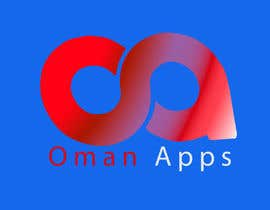"#12 para Design logo for ""OmanApps"". Three colors: Red, white and green. Be creative in selecting icons :) por rokynil63"