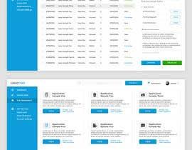 #20 para Create UI/UX Mockup of ITSM system por znxked