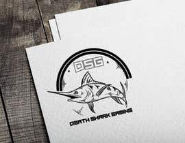 #50 for Death Shark Gaming Logo by lifegraphicstime