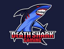 #60 for Death Shark Gaming Logo by Sakxman