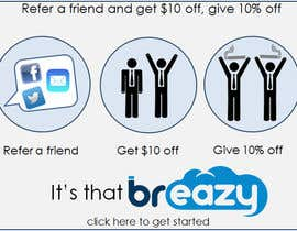 "mstranicks님에 의한 ""Refer A Friend and Get $10, Give 10% Off""을(를) 위한 #7"