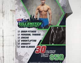 #86 untuk We require a flyer for a gym oleh MooN5729