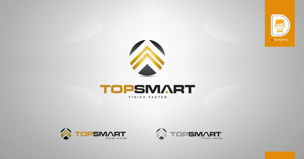 #46 for Logo Design for TopSmart (Educational Testing Website) by theDesignerz