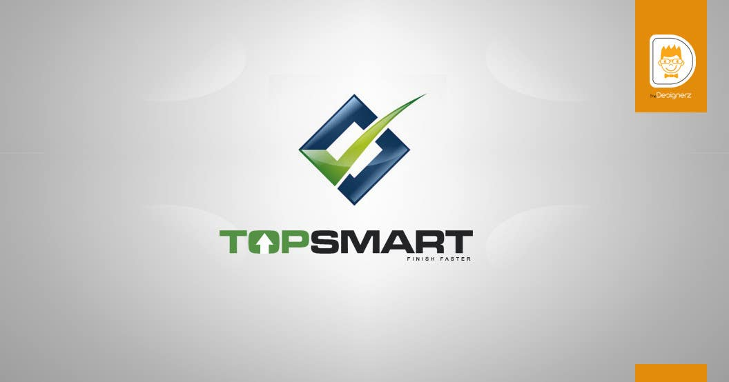 #47 for Logo Design for TopSmart (Educational Testing Website) by theDesignerz