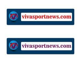 #42 para Sport news website identity + logo por Emilyroy