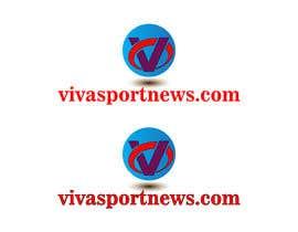 #43 para Sport news website identity + logo por Emilyroy