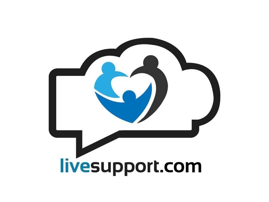 Contest Entry #116 for Logo Design for livesupport.com