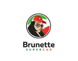 #82 for Brunette SuperCar Logo and Social Avatar by zahodinachay