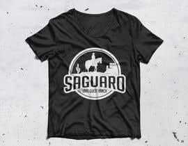nº 56 pour Detailed logo screen print art needed for t-shirt par dezy9ner