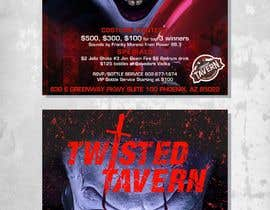 #173 for Halloween Club Flyer by fahidyounis