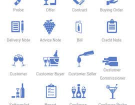 #25 for Icons for desktop application needed - wine by stellent