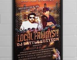 Nro 24 kilpailuun Design a DJ Battle Flyer käyttäjältä zmdes
