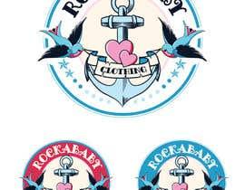 danveronica93 tarafından Design a Logo for Rockabilly Clothing for children için no 28
