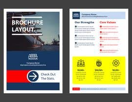 #84 for Create a Corporate Fact Sheet (Teaser) for a Ship-Finance Consulting Firm by haldanker