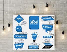 #44 para Design a wall graphic por kuvankun011