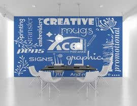 #45 cho Design a wall graphic bởi Toy05