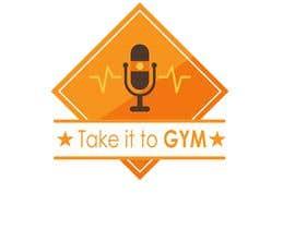 #7 for Take It To Gym Logo by aligoharwassan