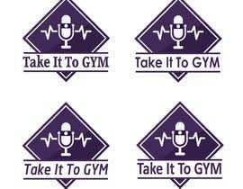 #33 for Take It To Gym Logo by aligoharwassan