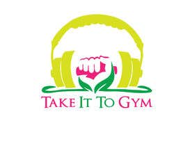 #13 for Take It To Gym Logo by Bokul11