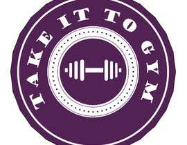 #59 for Take It To Gym Logo by mtipu142