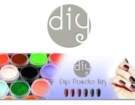 #1 untuk Logo Contest for Dip Powder Nation oleh kipid