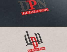 #5 for Logo Contest for Dip Powder Nation by fastdesign360