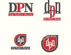 #6 untuk Logo Contest for Dip Powder Nation oleh fastdesign360