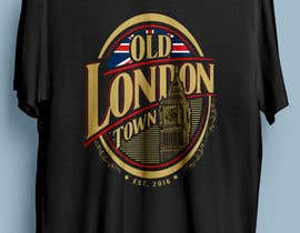 #167 for T-Shirt Design: Old London Town by irhuzi
