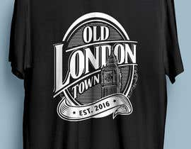#170 for T-Shirt Design: Old London Town by irhuzi