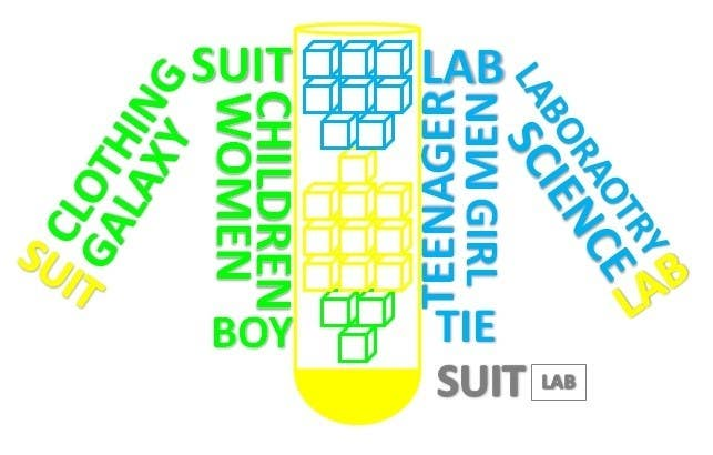#37 for Logo Design for Suit Lab (Website selling children's clothes mainly suit and tuxedos) by borcuse101