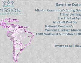 calinvlad1980 tarafından Design a Save the Date (Invitation) to a benefit Gala. için no 41