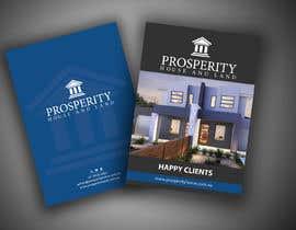 #20 for Design a presentation folder  for - Prosperity Homes af abdulmonayem85
