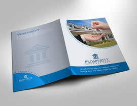 #26 for Design a presentation folder  for - Prosperity Homes af Akheruzzaman2222