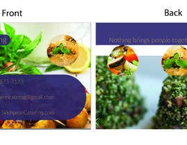 """#23 for design a postcard/flyer 2 sided  (size 5.5""""high x 8.5"""" wide) by nazirhossen"""