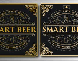 #40 for Design an awesome Sticker for Beer box shipping by Mishel54