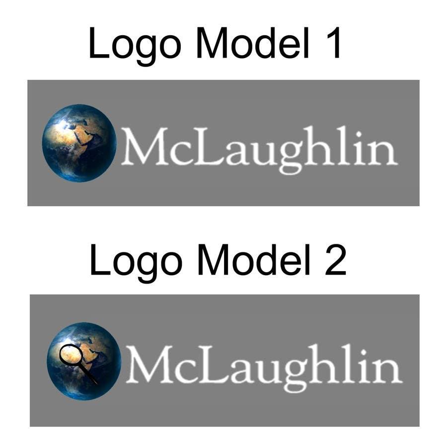 Конкурсная заявка №27 для Logo Design for www.McLaughlinPI.com