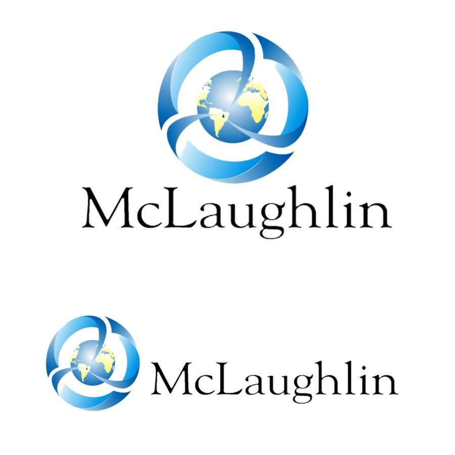 Конкурсная заявка №65 для Logo Design for www.McLaughlinPI.com