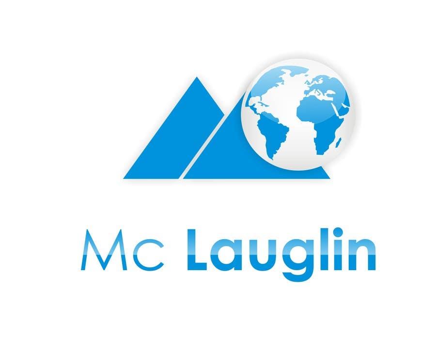 Конкурсная заявка №77 для Logo Design for www.McLaughlinPI.com