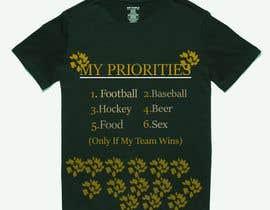 #23 para T-shirt printing por mhsalman963
