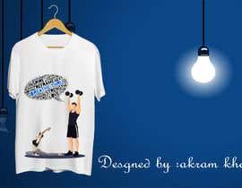 Nro 24 kilpailuun T shirt design käyttäjältä Tamim08