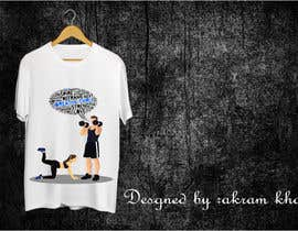 Nro 25 kilpailuun T shirt design käyttäjältä Tamim08