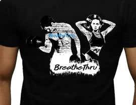 Nro 12 kilpailuun T shirt design käyttäjältä johny2222